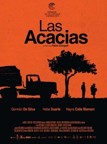 Las Acácias - Poster / Capa / Cartaz - Oficial 1