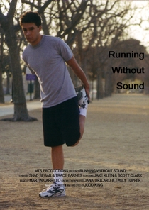Running Without Sound - Poster / Capa / Cartaz - Oficial 2
