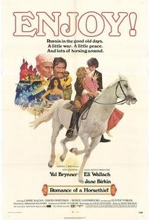 Romance de um Ladrão de Cavalo - Poster / Capa / Cartaz - Oficial 1