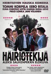 Häiriötekijä - Poster / Capa / Cartaz - Oficial 2