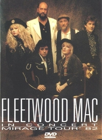 Fleetwood Mac in Concert: Mirage Tour 1982 - Poster / Capa / Cartaz - Oficial 1