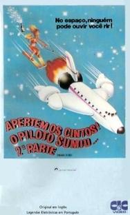 Apertem os Cintos, o Piloto Sumiu! - 2ª Parte - Poster / Capa / Cartaz - Oficial 1