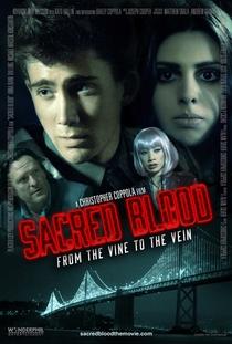 Sacred Blood - Poster / Capa / Cartaz - Oficial 1