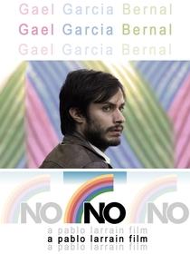 No - Poster / Capa / Cartaz - Oficial 3