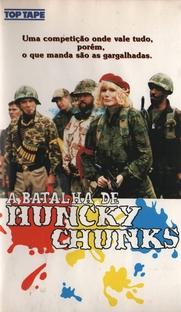 A Batalha de Huncky Chunks  - Poster / Capa / Cartaz - Oficial 1
