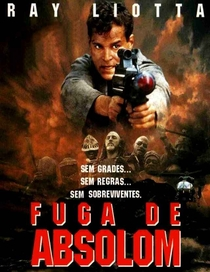 Fuga de Absolom - Poster / Capa / Cartaz - Oficial 1