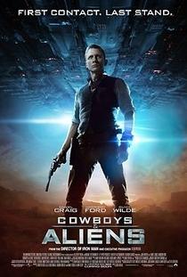 Cowboys & Aliens - Poster / Capa / Cartaz - Oficial 7