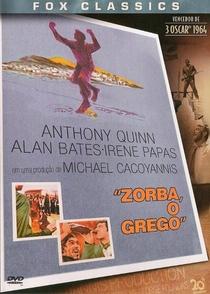 Zorba, o Grego - Poster / Capa / Cartaz - Oficial 5