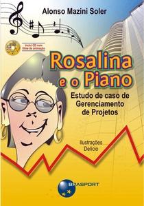 Rosalina e o Piano - Poster / Capa / Cartaz - Oficial 1