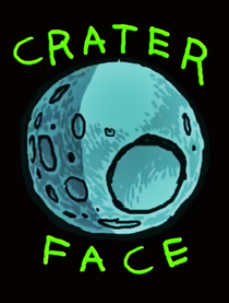 Crater Face - Poster / Capa / Cartaz - Oficial 1