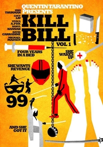 Kill Bill: Volume 1 - Poster / Capa / Cartaz - Oficial 10