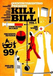 Kill Bill: Volume 1 - Poster / Capa / Cartaz - Oficial 10