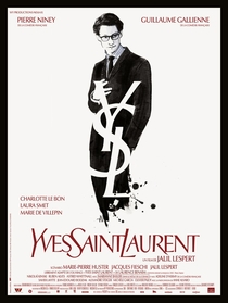 Yves Saint Laurent - Poster / Capa / Cartaz - Oficial 1