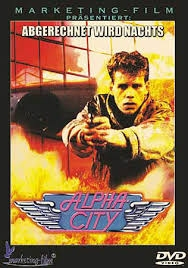 Alpha City - Poster / Capa / Cartaz - Oficial 1