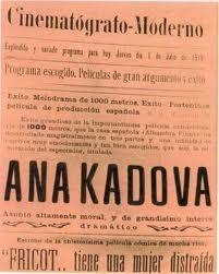 Ana Kadova - Poster / Capa / Cartaz - Oficial 1