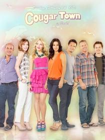 Cougar Town (6ª Temporada)  - Poster / Capa / Cartaz - Oficial 1