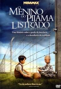 O Menino do Pijama Listrado - Poster / Capa / Cartaz - Oficial 2