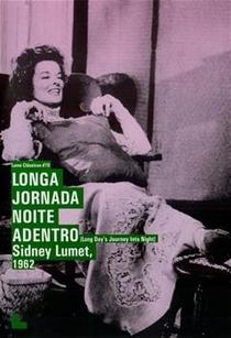 Longa Jornada Noite Adentro - Poster / Capa / Cartaz - Oficial 4