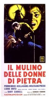 O Moinho das Mulheres de Pedra - Poster / Capa / Cartaz - Oficial 3