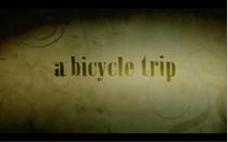 A bicycle trip - Poster / Capa / Cartaz - Oficial 1