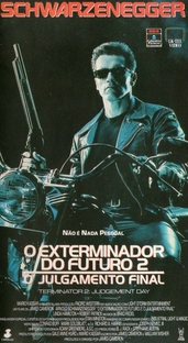 O Exterminador do Futuro 2: O Julgamento Final - Poster / Capa / Cartaz - Oficial 7