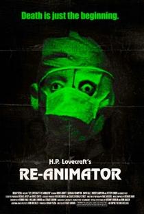 Re-Animator - Poster / Capa / Cartaz - Oficial 14