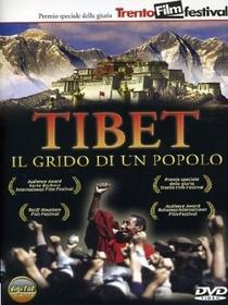 Tibete : O Grito do Leão da Neve - Poster / Capa / Cartaz - Oficial 1