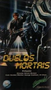 Duelos Mortais - Poster / Capa / Cartaz - Oficial 2