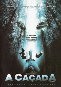 Terror na Floresta  - Poster / Capa / Cartaz - Oficial 2