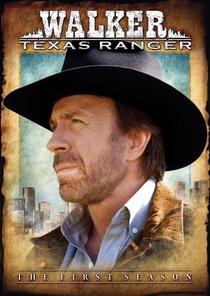 Walker, Texas Ranger (1ª Temporada) - Poster / Capa / Cartaz - Oficial 1