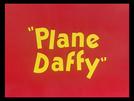 Plane Daffy (Plane Daffy)