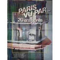 Paris vu par... vingt ans après - Poster / Capa / Cartaz - Oficial 1