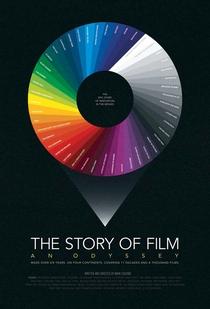 A História do Cinema: Uma Odisseia - Poster / Capa / Cartaz - Oficial 1