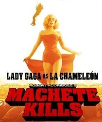 Machete Mata - Poster / Capa / Cartaz - Oficial 10