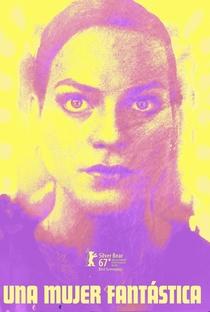 Uma Mulher Fantástica - Poster / Capa / Cartaz - Oficial 7