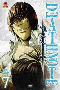 Death Note (2ª Temporada) - Poster / Capa / Cartaz - Oficial 21