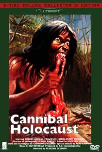 Holocausto Canibal - Poster / Capa / Cartaz - Oficial 10