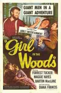 A Garota da Floresta - Poster / Capa / Cartaz - Oficial 1