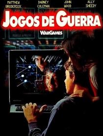 Jogos de Guerra - Poster / Capa / Cartaz - Oficial 3