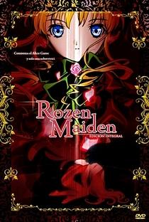 Rozen Maiden (1ª Temporada) - Poster / Capa / Cartaz - Oficial 23