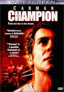 Carman O campeão - Poster / Capa / Cartaz - Oficial 1
