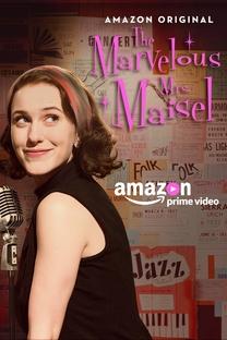 Maravilhosa Sra. Maisel (1ª Temporada) - Poster / Capa / Cartaz - Oficial 2