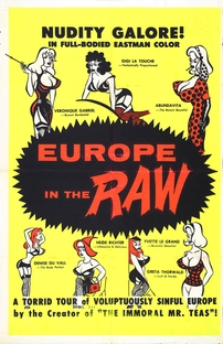 Europe in the Raw - Poster / Capa / Cartaz - Oficial 1