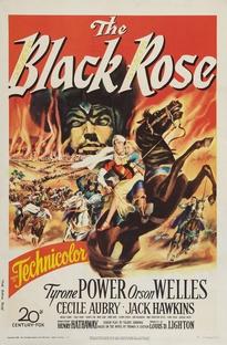 A Rosa Negra - Poster / Capa / Cartaz - Oficial 1