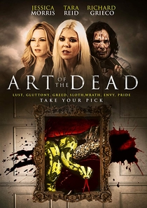 Art of the Dead - Poster / Capa / Cartaz - Oficial 3