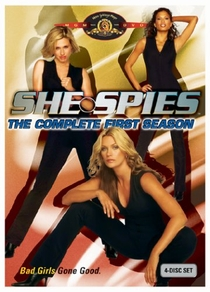 As Espiãs (2ª Temporada) - Poster / Capa / Cartaz - Oficial 1