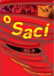 O Saci - Poster / Capa / Cartaz - Oficial 1