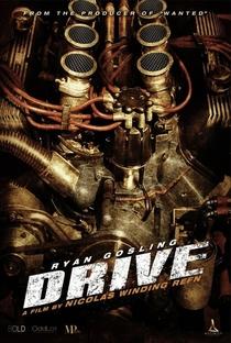 Drive - Poster / Capa / Cartaz - Oficial 12
