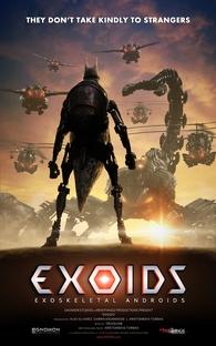 Exoids - Poster / Capa / Cartaz - Oficial 1