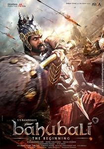 Bahubali: O Início - Poster / Capa / Cartaz - Oficial 3